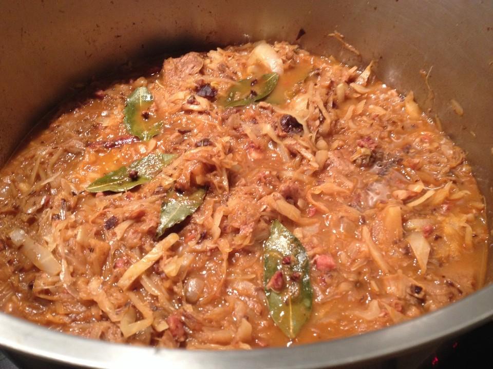 Bigos aus polen rezept mit bild von studtmann chefkochde for Landhausküchen aus polen