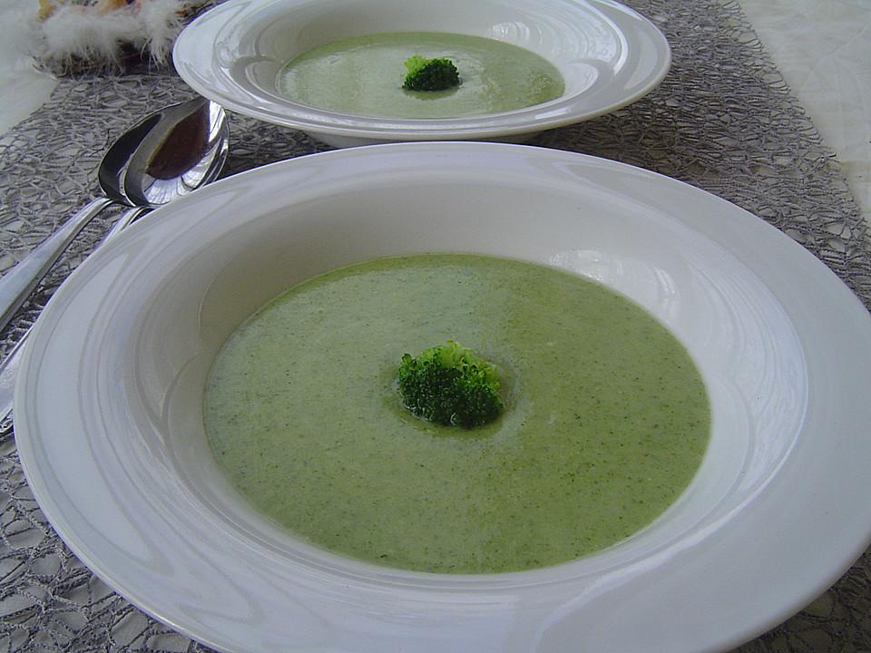 brokkoli blauschimmelk se suppe rezept mit bild. Black Bedroom Furniture Sets. Home Design Ideas