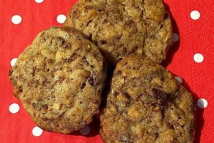 Urmelis süß salzige Crunch-Cookies
