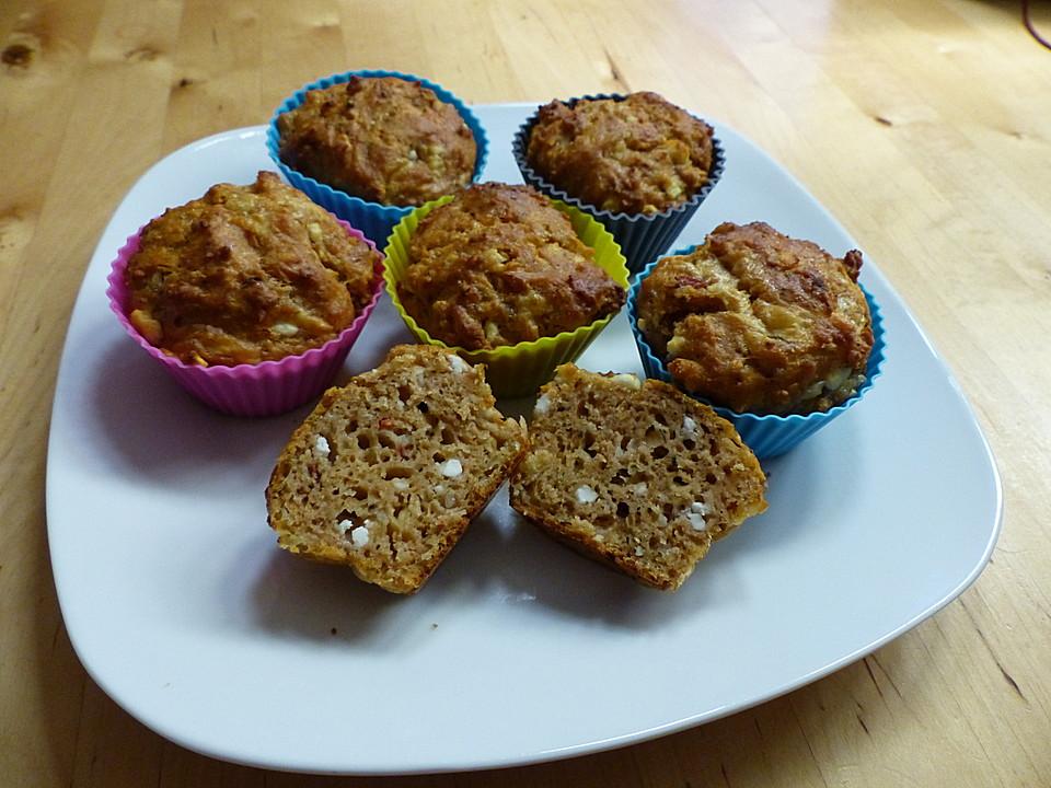 fingerfood muffins herzhaft rezepte. Black Bedroom Furniture Sets. Home Design Ideas