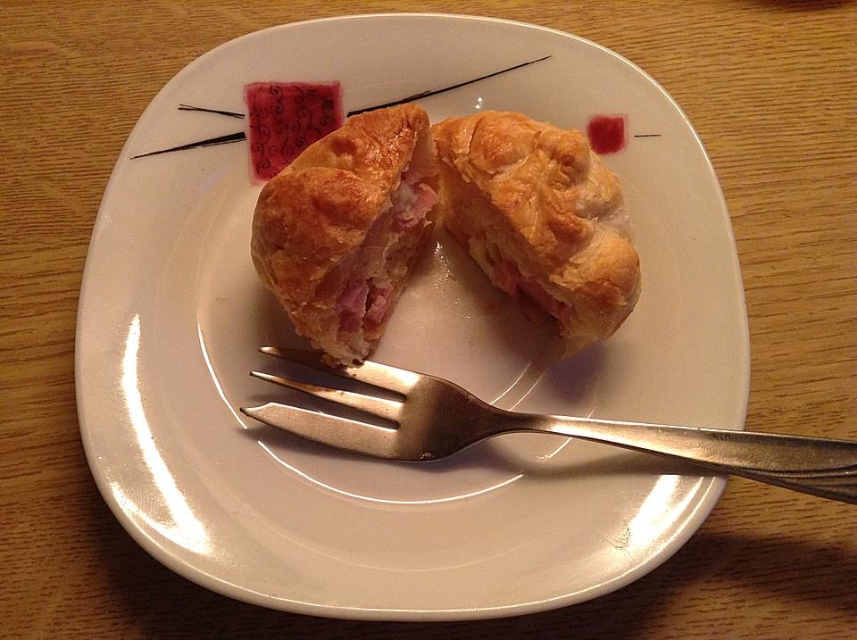 herzhafte bl tterteig muffins rezept mit bild von jennyw3101. Black Bedroom Furniture Sets. Home Design Ideas