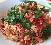 Karotten-Paprika-Rohkost