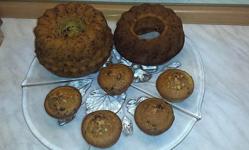 eierlik r muffins mit schokolade rezept mit bild. Black Bedroom Furniture Sets. Home Design Ideas