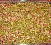 Pikante grüne Bohnen (Bild)