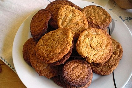 Peanut Butter Cookies 6