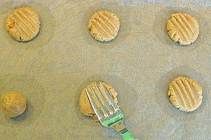 Peanut Butter Cookies 12