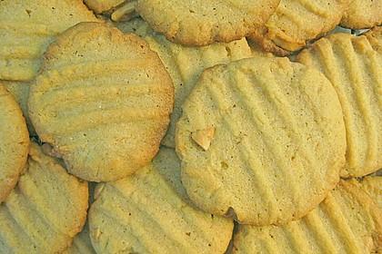 Peanut Butter Cookies 6