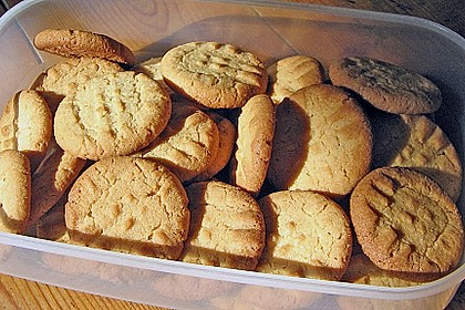 Peanut Butter Cookies 5