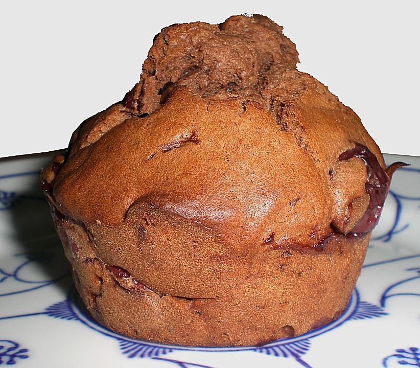 gew rz kirsch muffins rezept mit bild von sofi. Black Bedroom Furniture Sets. Home Design Ideas