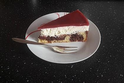Rotkäppchen Torte 25