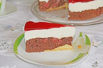 Rotkäppchen Torte 8