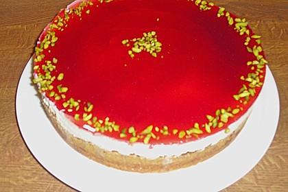 Rotkäppchen Torte 50