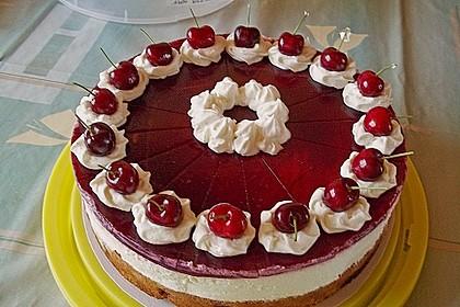 Rotkäppchen Torte 3