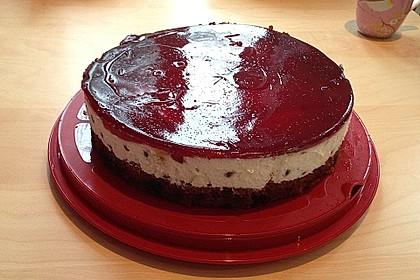 Rotkäppchen Torte 40