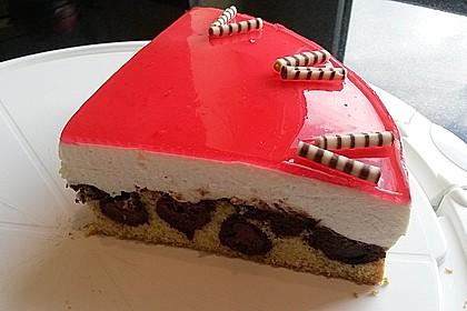 Rotkäppchen Torte 6