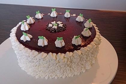 Rotkäppchen Torte 21