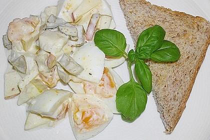 Eiersalat mit Äpfeln und Curry 17