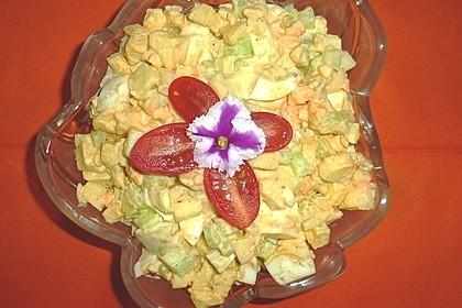 Eiersalat mit Äpfeln und Curry 15