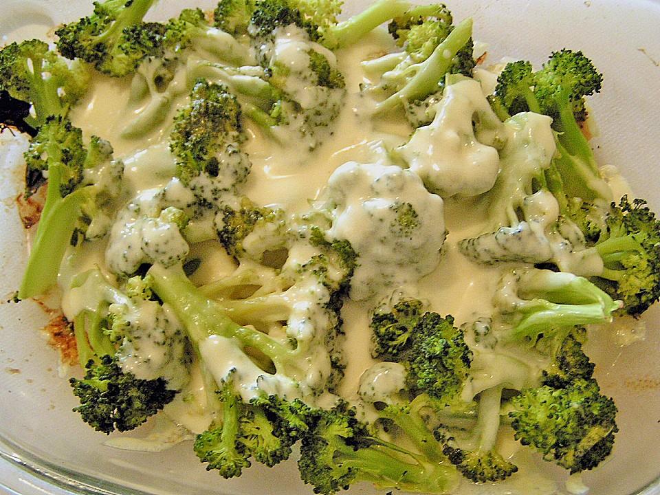 gratinierter brokkoli mit k sesauce rezept mit bild. Black Bedroom Furniture Sets. Home Design Ideas