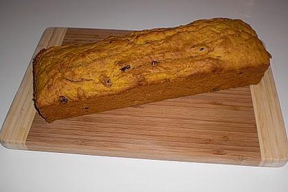 Süsskartoffel-Rosinen-Brot 3