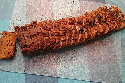 Süsskartoffel-Rosinen-Brot 1