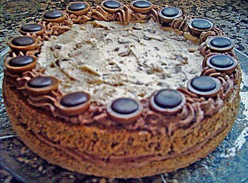 toffifee torte rezept mit bild von gilla. Black Bedroom Furniture Sets. Home Design Ideas