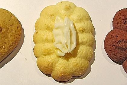 Cappucino-Spritzgebäck 1