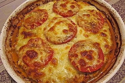 Hackfleisch - Pizza