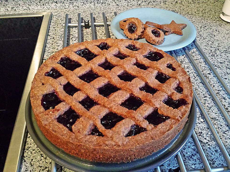 Rezept linzer torte zum sofort essen