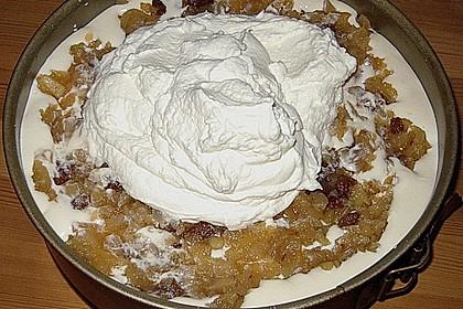 Apfel-Trifle mit Lebkuchenbiskuit 2