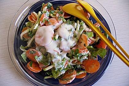 Karotten - Zucchini - Rohkost 2