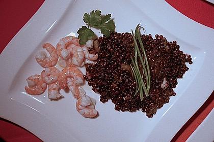 Beluga - Linsen - Salat 5
