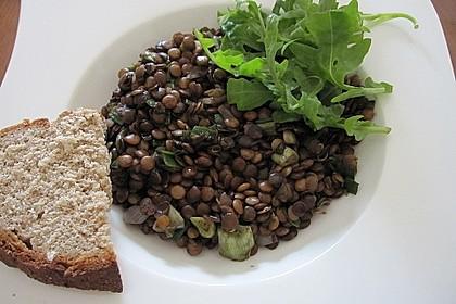 Beluga - Linsen - Salat 3