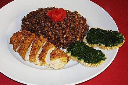 Beluga - Linsen - Salat 4