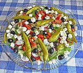 Griechischer  Bauernsalat (Bild)