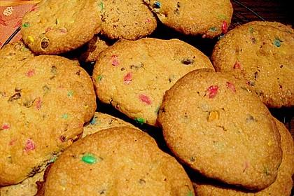 Amerikanische Cookies 25