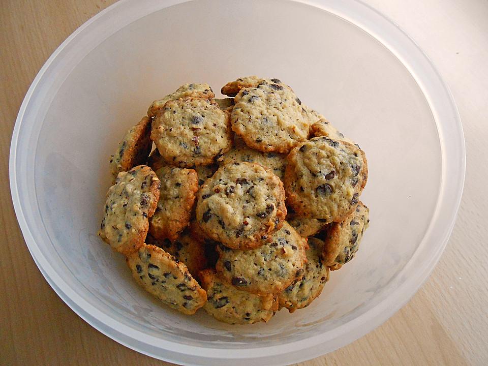 Cookies Amerikanisch