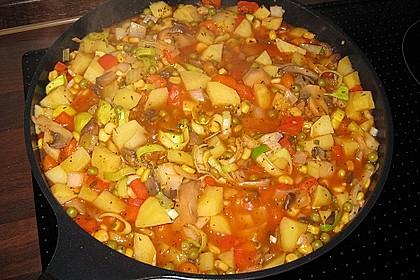 Kartoffelgulasch 1