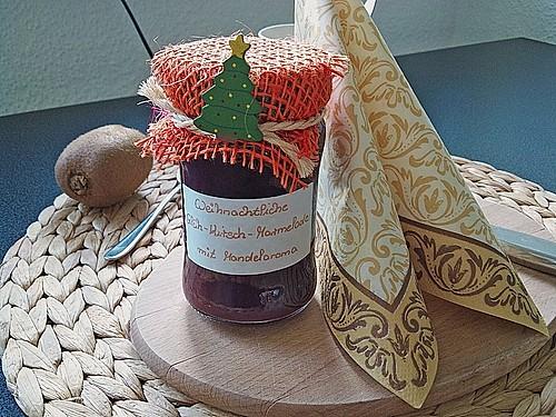 weihnachtliche kirschmarmelade rezept mit bild von. Black Bedroom Furniture Sets. Home Design Ideas