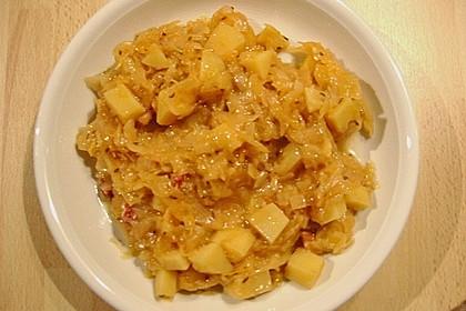 Szegediner Sauerkrautsuppe 5