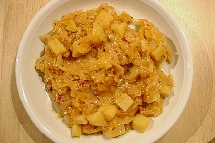 Szegediner Sauerkrautsuppe 4