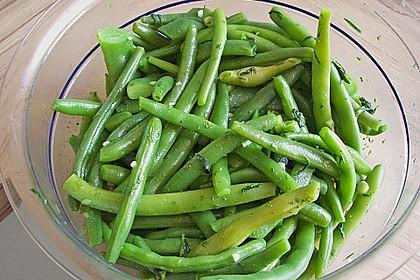 Bohnensalat 8