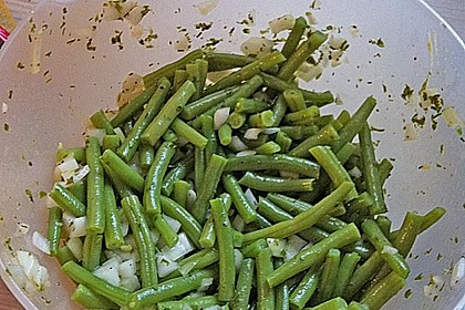 Bohnensalat 18