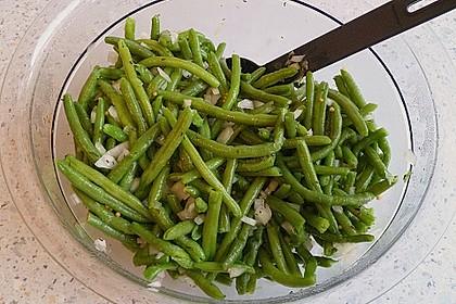 Bohnensalat 4