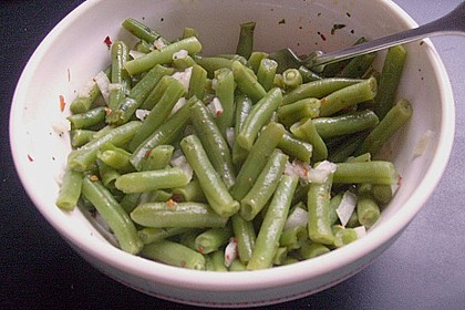 Bohnensalat 9