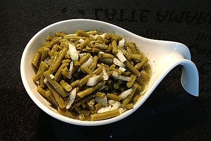 Bohnensalat 7