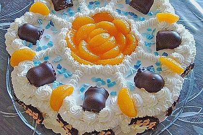 Schokokuss - Torte 1