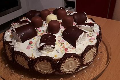 Schokokuss - Torte 2