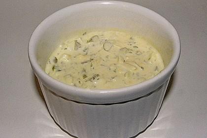 Fondue Sauce tartare 1