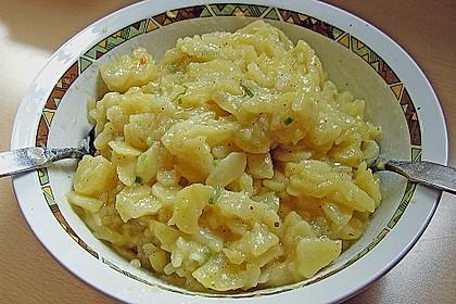 Schwäbischer Kartoffelsalat 0